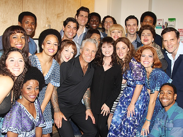 Beautiful - Backstage - 9/14 - Cast - Neil Giraldo - Pat Benatar