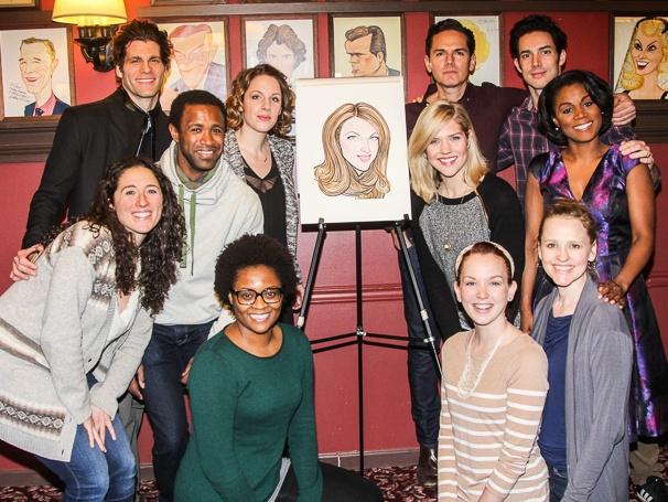 Beautiful - Sardi's - 1/15 - Jessie Mueller - cast