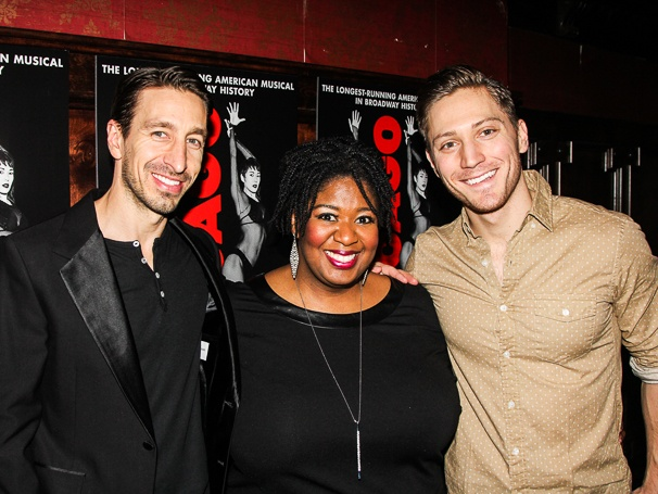 Chicago - 1/15 - Adam Zotovich - NaTasha Yvette Williams - Adam Jepsen