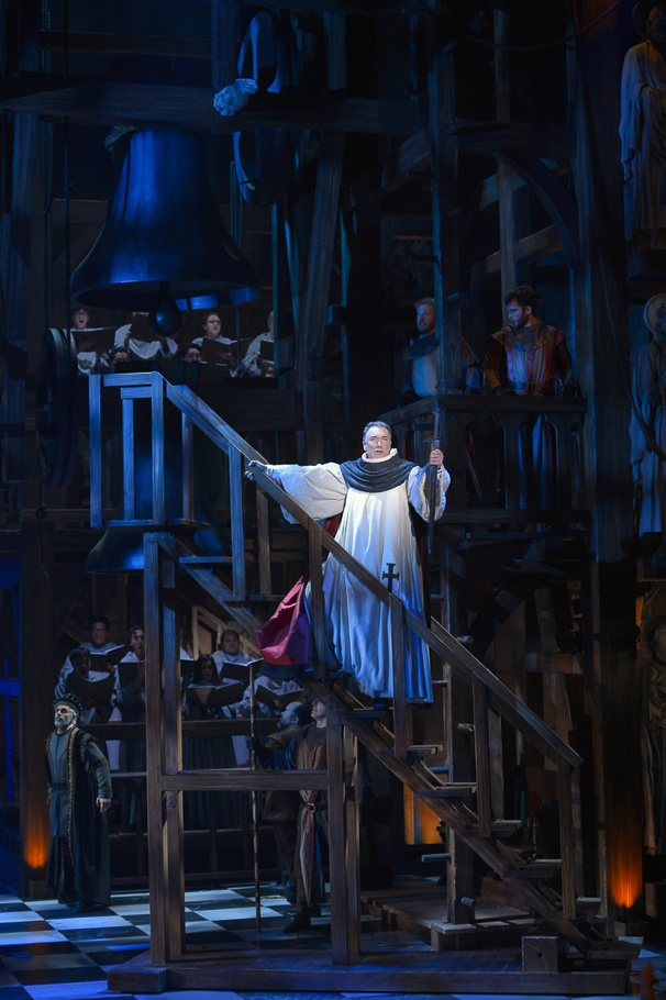 The Hunchback of Notre Dame - Show Photos - 3/15 - Patrick Page