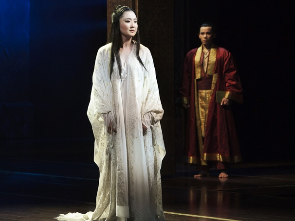 The King and I - Show Photos - 4/15 -  Ashley Park - Conrad Ricamora