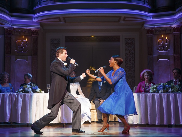 It Shoulda Been You - Show Photos - 4/15 - Nick Spangler - Montego Glover