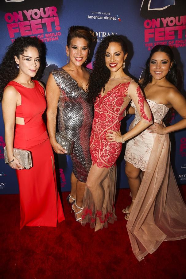On Your Feet! - Opening - 11/15 - Genny Lis Padilla-Doreen Montalvo-Nina Lafarga-Linedy Genao
