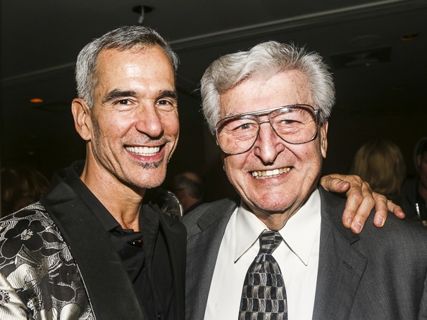 On Your Feet! - Opening - 11/15 - Jerry Mitchell and his Dad