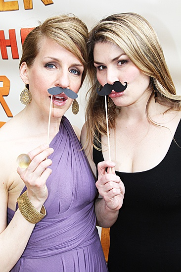 Peter and the Starcatcher Opening Night – Susan Blackwell – Heidi Blickenstaff