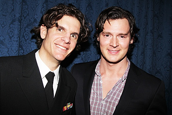 Peter and the Starcatcher Opening Night – Alex Timbers – Benjamin Walker