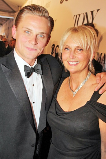 Tony Red Carpet- Billy Magnussen- Daina