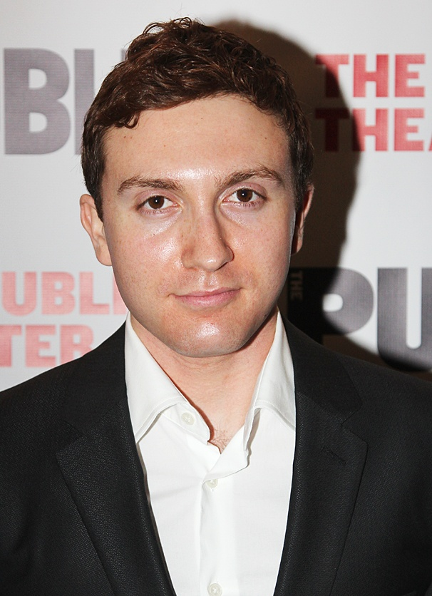 The Library - Opening - OP - 4/14 - Daryl Sabara