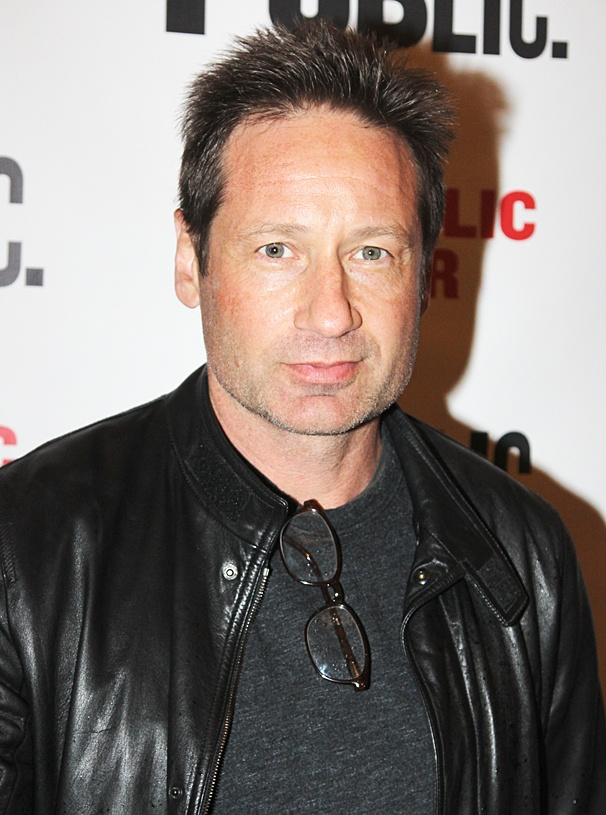 The Library - Opening - OP - 4/14 - David Duchovny