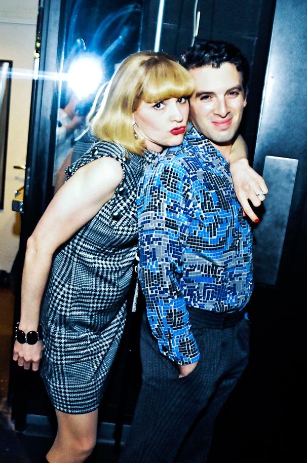 Beautiful - Backstage Photos - 4/14 - Anika Larsen - Jarrod Spector