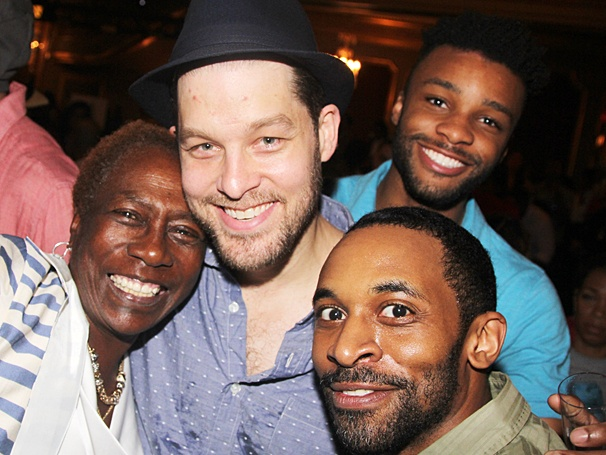 Broadway com | Photo 2 of 9 | Photos! Afeni Shakur Honors