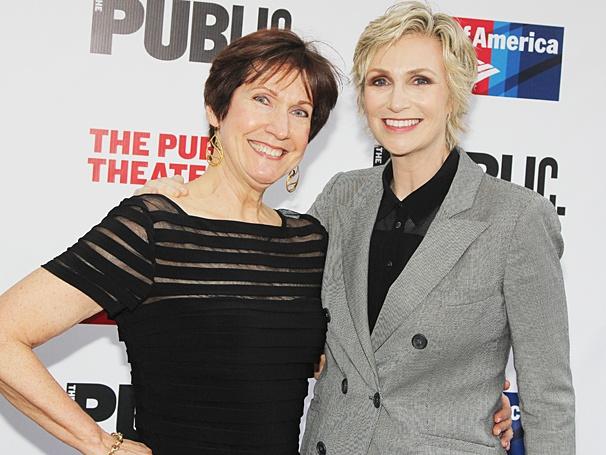 Public Theater Gala - 2014 - OP - 6/14 - Renee Baughman - Jane Lynch