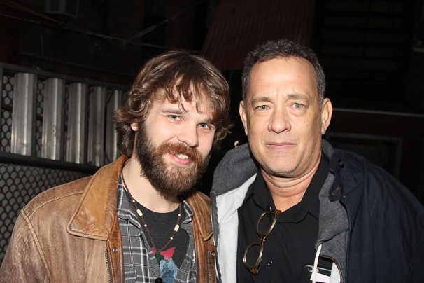 THe Last Ship - Backstage - 10/14 - Ethan Applegate - Tom Hanks