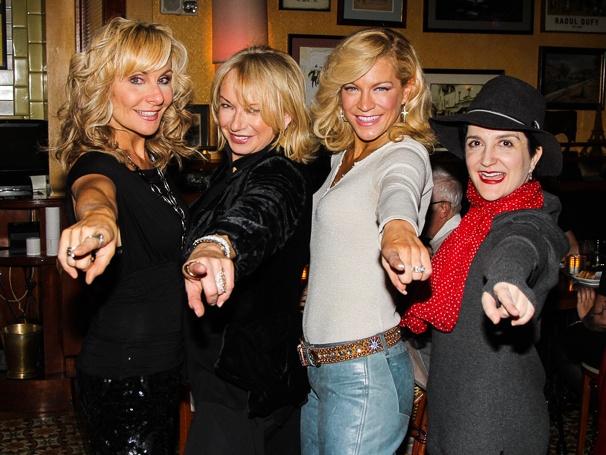 Mamma Mia! - 13th Anniversary - 10/14 - Judy McLane -  Judy Crayme - Felicia Finley - Lauren Cohn