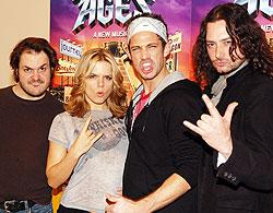 Rock of Ages - Mitchell Jarvis - Amy Spanger - James Carpinello - Constantine Maroulis