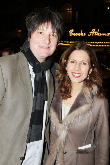 The Other Place – opening night – Christopher Evan Welch – Jessica Hecht