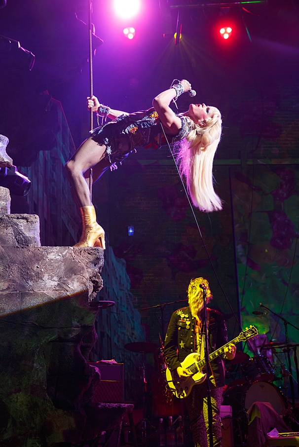 Hedwig and the Angry Inch - Show Photos - PS - 4/14 - Neil Patrick Harris - Tim Mislock