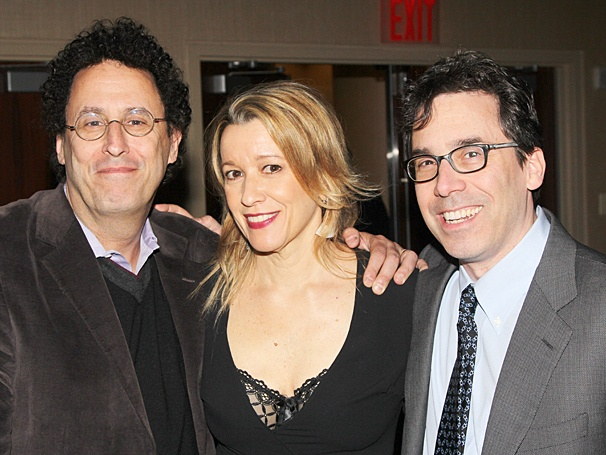 Cabaret - Opening - OP - 4/14 - Tony Kushner- Linda Emond- Mark Harris