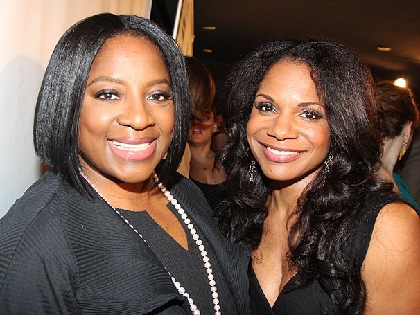 Drama Desk Awards - Op - 5/14 - LaTanya Richardson Jackson - Audra McDonald