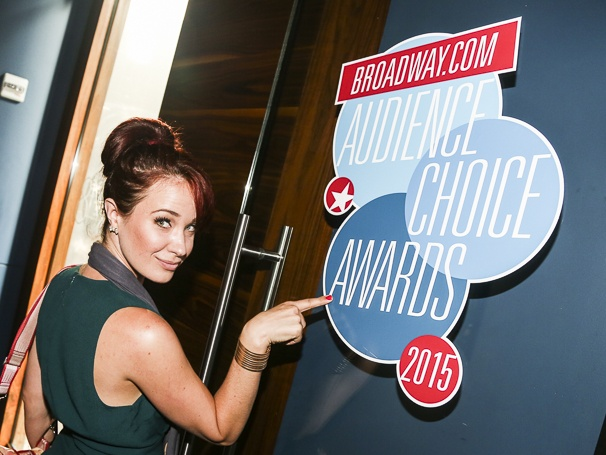 Broadway.com - Audience Choice Awards - 5/15 - Sierra Boggess