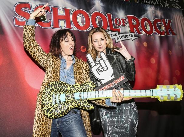 School of Rock - Actors Fund - performance - 5/16 - Caitlin McNaney