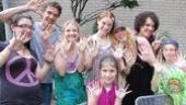 Tie-Dye with Hair - Kevin Kern - Megan Lawrence - Olivia Rand - Ava Rand - Allison Case - Kacie Shiek - John Mouaro - Matthew Nardozzi