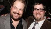 Avenue Q Final Broadway – Jordan Gelber – Evan Harrington
