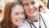 Hair at the National Equality March - Allison Case - Jonathan Groff