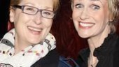 Meryl Streep at Love, Loss and What I Wore – Meryl Streep – Jane Lynch