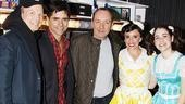 Kevin Spacey at Bye Bye Birdie - Bill Irwin - Kevin Spacey - John Stamos - Natalie Hill - Jillian Mueller
