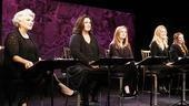 Tyne Daly, Rosie O'Donnell, Samantha Bee, Katie Finneran and Natasha Lyonne in Love, Loss and What I Wore.