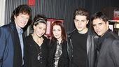 Priscilla Presley at Bye Bye Birdie - Jerry Schilling - Gina Gershon - Priscilla Presley - Nolan Gerard Funk - John Stamos