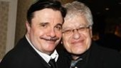 The Addams Family opening – Nathan Lane - Jerry Zaks