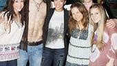 Miss America at Hair – Diana DeGarmo – Ace Young – Caressa Cameron – Kyle Riabko – Vanessa Ray – Annaleigh Ashford