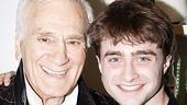 Daniel Radcliffe at Promises, Promises – Dick Latessa – Daniel Radcliffe