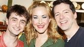 Daniel Radcliffe at Promises, Promises – Daniel Radcliffe – Katie Finneran – Sean Hayes