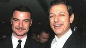Drama Desk Awards 2005 - Liev Schreiber - Jeff Goldblum