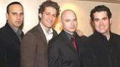 Miscast 2006 - Julian Fleicher - Matthew Morrison - Michael Cerveris - Brian d'Arcy James