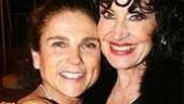 Photo Op - Chicago 10th Anniversary - party - Tovah Feldshuh - Chita Rivera