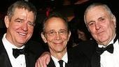 Photo Op - Chicago 10th Anniversary - party - Albert Stevenson - joel grey - john kander