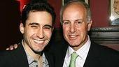 Photo Op - Jersey Boys does Actors' Fund benefit 2007 -  John Lloyd Young - Joseph Benincasa