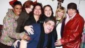 Sopranos Stars at Chicago - Brenda Braxton - Michelle DeJean - Vincent Pastore - Sharon Angela - Aida Turturro - Maureen Van Zandt - Steven Van Zandt