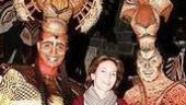 Diane Lane at Lion King - Diane Lane - Nathaniel Stampley - Derek Smith