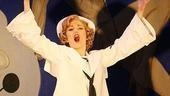 Laura Osnes as Ensign Nellie Forbush in South Pacific.