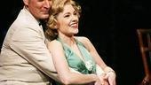 David Pittsinger as Emile de Becque and Laura Osnes as Ensign Nellie Forbush in South Pacific.