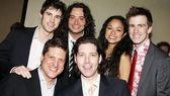 2009 Drama League Awards – Christopher Sieber – Matt Cavenaugh – Constantine Maroulis – James Barbour- Karen Olivo – Gavin Creel