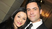 Drama League gala for NPH - 2014 - Lilly Pino - Danny Pino