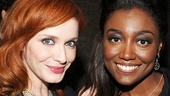 Hedwig and the Angry Inch - Opening - OP - 4/14 - Christina Hendricks - Patina Miller