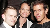 Hedwig and the Angry Inch - Opening - OP - 4/14 - Andrew Keenan-Bolger - Neil Patrick Harris - Perez Hilton