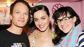 Hedwig - Backstage - Katy Perry - Josh Groban - OP - 4/14 - Neil Patrick Harris - Katy Perry - Lena Hall
